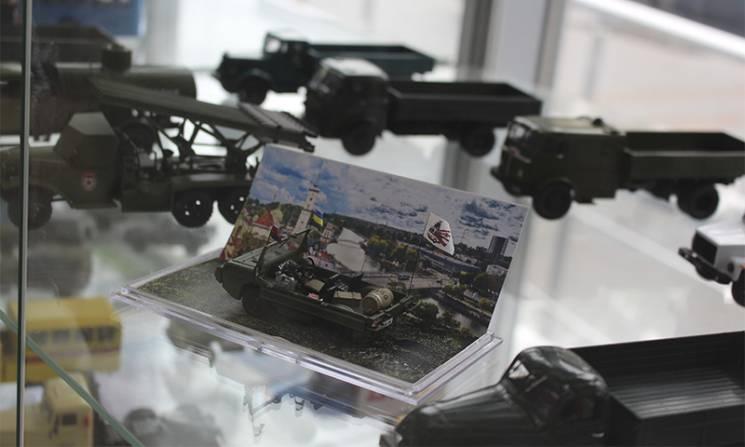 """Колекція вінницького музею """"машинок"""" зросла на півтисячі експонатів"""