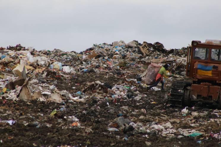 Стало відомо, коли завершать реконструкцію Грибовицького сміттєзвалища