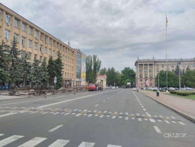 Як у Миколаєві готуються відзначати День створення морської піхоти (ФОТО)