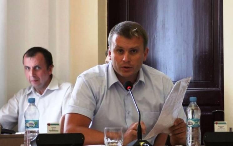 Дениса Поліщука позбавили мандата депутата Полтавської міськради