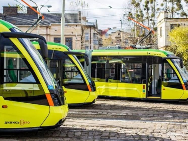 Чому льв'янам радять забути старі номери трамваїв