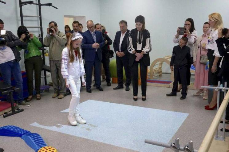 На Одещині відкрили перший в області інклюзивно-ресурсний центр