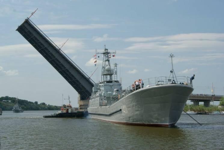 У Миколаїв на наступному тижні зайдуть військові кораблі