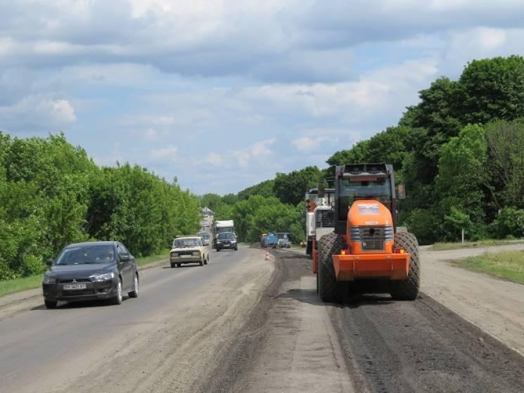 Що робиться на дорозі Хмельницький - Тернопіль (ФОТО)