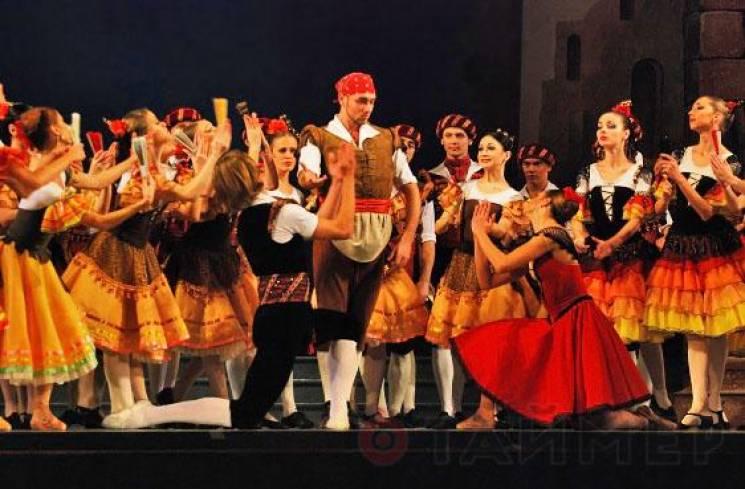 Балетом зі світовою славою закриють Дні класичної музики у Вінниці