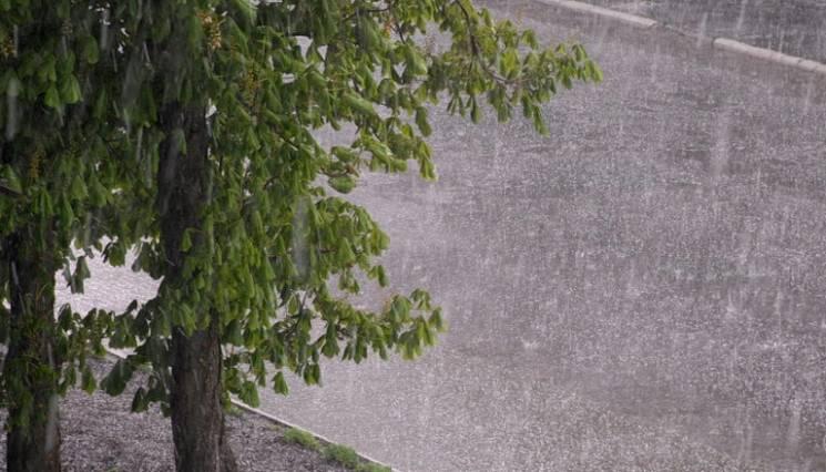 На Полтавщині оголосили штормове попередження