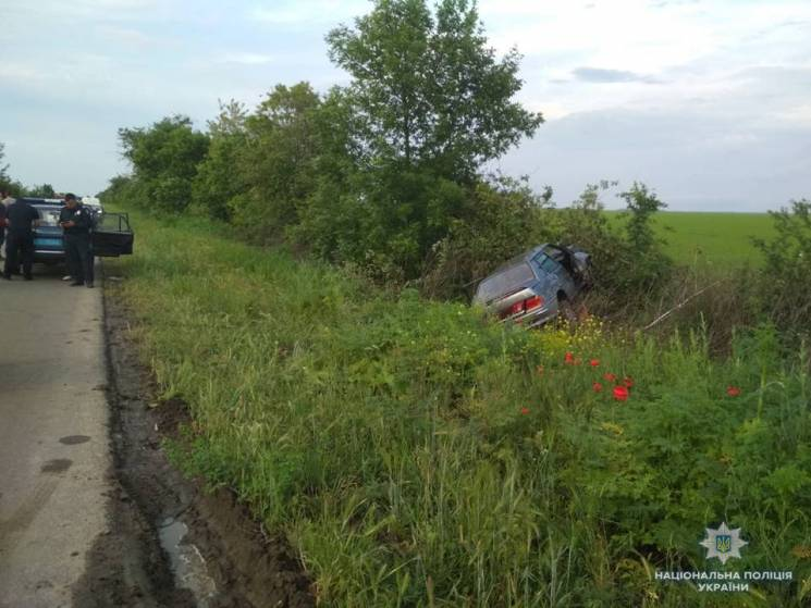 У Кілійському районі в ДТП загинула літня жінка