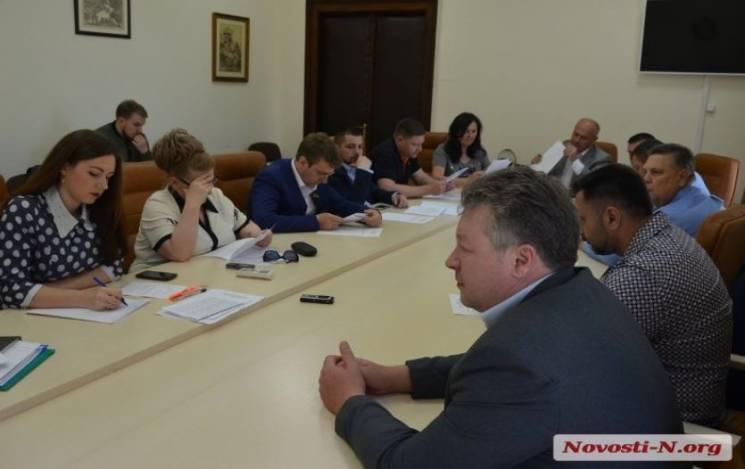 У Миколаєві на усунення масштабної аварії каналізації виділили додаткове фінансування