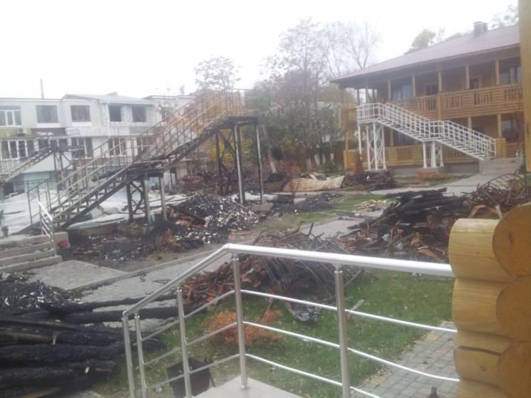 """Пожежа в """"Вікторії"""": Оприлюднена детальна хронологія подій в трагічну ніч"""