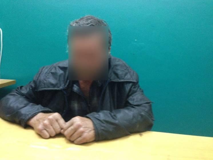 Біля Авдіївки схопили шпигуна бойовиків (ФОТО)