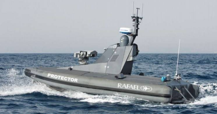"""Проект """"Тінь"""": Які рóботи скоро охоронятимуть державний кордон з моря"""