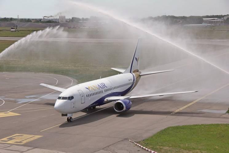 Між Одесою та Краковом розпочаті регулярні авіарейси