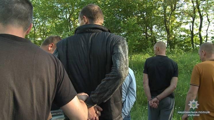 На Вінниччині поліція затримала трьох пс…
