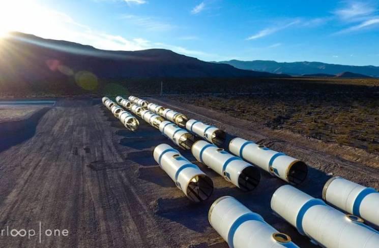 У Єврокомісії міркують над фінансуванням тестового майданчика для Hyperloop в Дніпрі