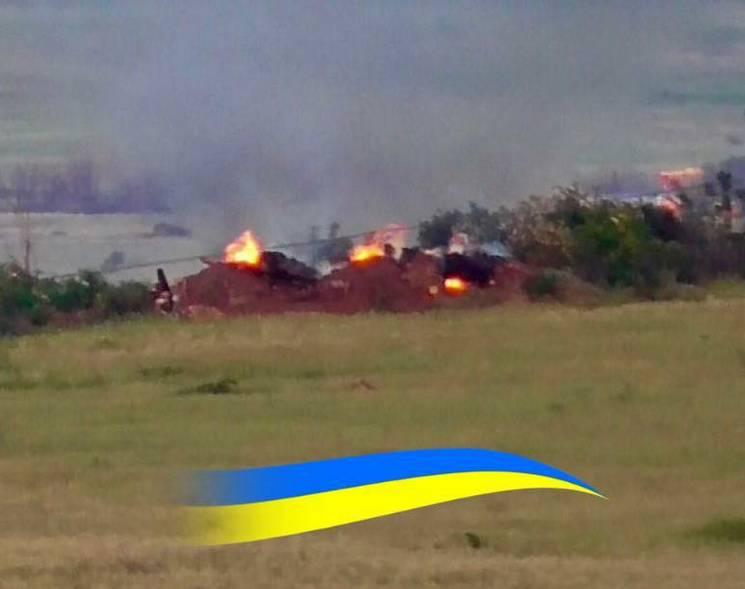 Перемоги тижня на Донбасі: Підірваний міст, знищені опорники і полонені бойовики