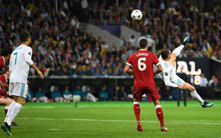 Як Бейл забив неймовірний гол у фіналі Ліги чемпіонів (ВІДЕО)