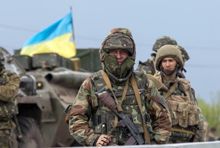 Українські військові захопили підземний бункер бойовиків на Донбасі