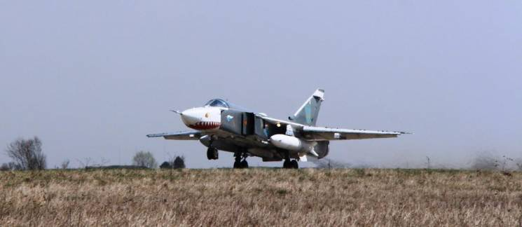 Авиаторы Хмельницкой области отмечают го…
