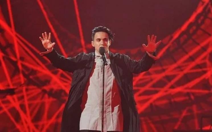 """Номер MELOVIN став одним з найпопулярніших на """"Євробаченні-2018"""""""