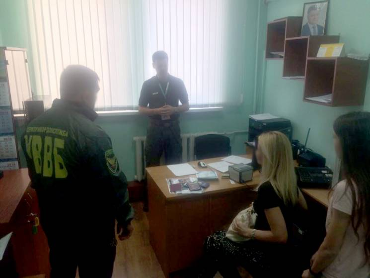 На Одещині подружжя намагалося підкупити прикордонників (ФОТО)