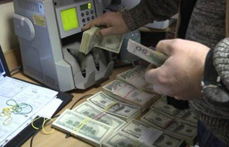 На Киевщине конспиративный обменник работал под прикрытием игрушек