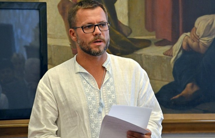 Нові обличчя Верховної Ради: Андрій Вадатурський
