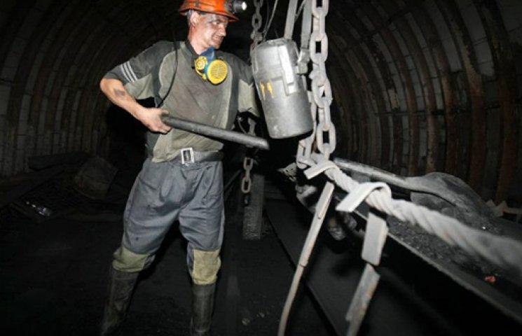 Шахти Донеччини нарощують видобуток вугілля