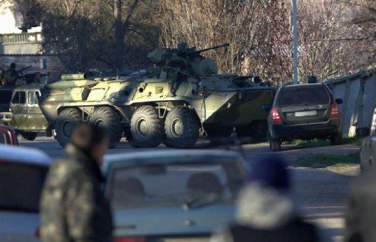 В СБУ заявили об угрозе вторжения российских войск в Мариуполь
