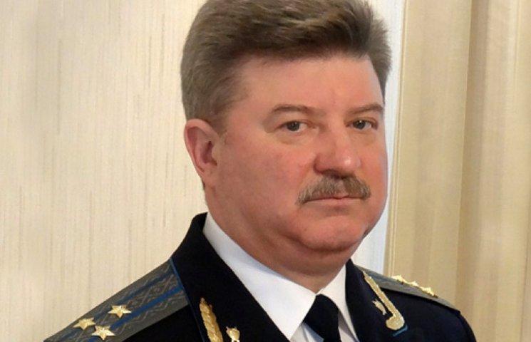 Ярема призначив звільненого з полону «ДНР» прокурором Донецька
