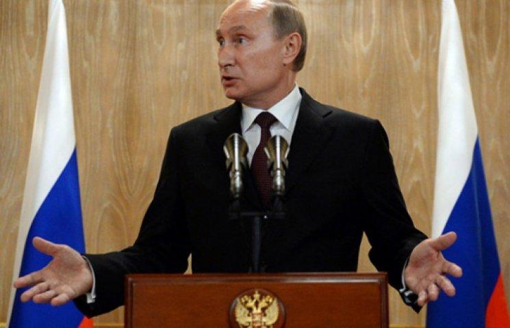 АНЕКДОТ ДНЯ: про звернення до Путіна