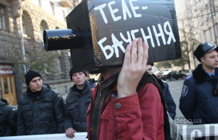Кабмин создал в Украине общественное телевидение