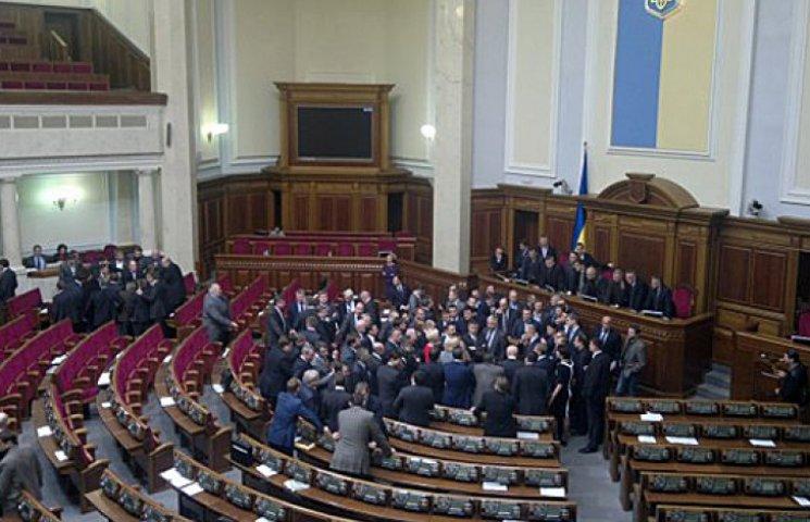 Кістяк коаліції у новій Верховній Раді складуть 305 нардепів