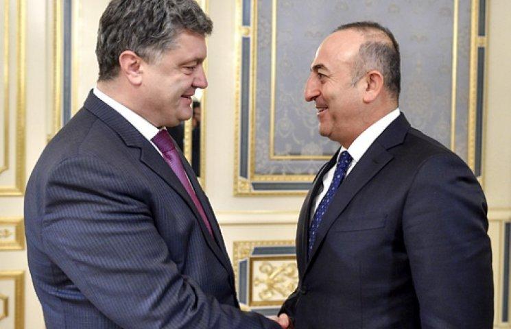 Порошенко просит Турцию активнее защищать права крымских татар