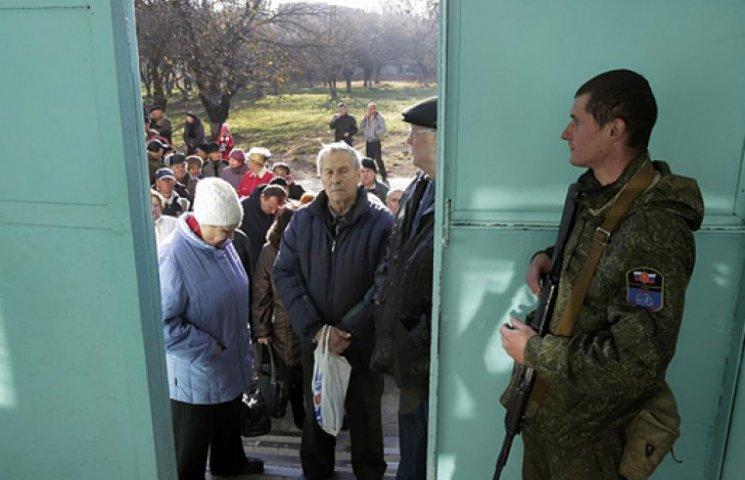 У «ЛНР» майже створили свою «поліцію»