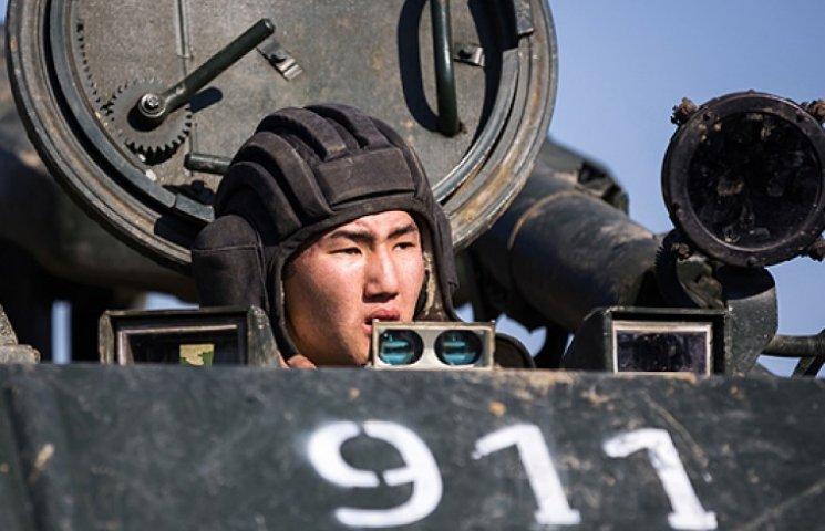 Украина выразила РФ протест в связи со стягиванием войск к границе