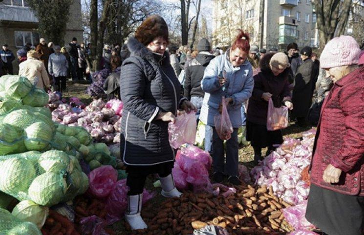 «ЛНР» вимагає від Яценюка продовжити фінансування і апелює до совісті