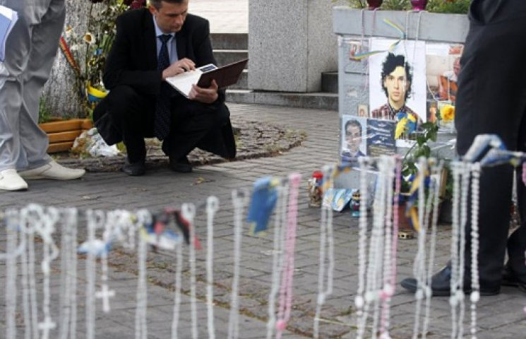Силовики рассказали о расследовании массовых расстрелов Евромайдана