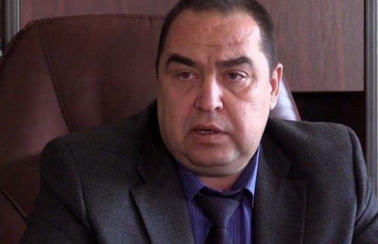 Плотницкий планує «референдум» про входження «ЛНР» в Росію