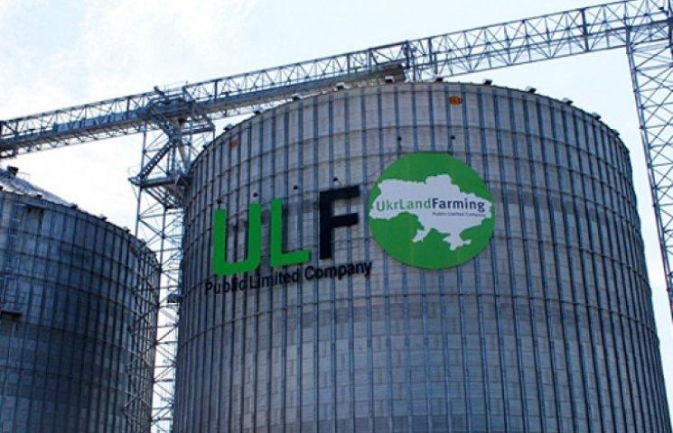 Ukrlandfarming відкриває на Тернопільщині новий елеваторний комплекс