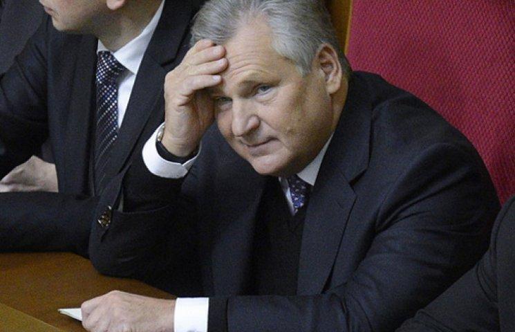 Россияне сватают Квасьневского в вице-премьеры Кабмина Яценюка