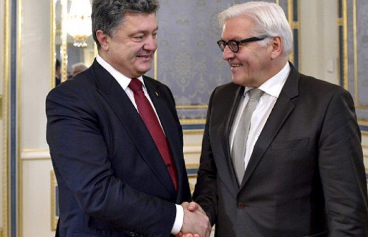 Проблему Донбасса попытаются решить в «Веймарском формате»
