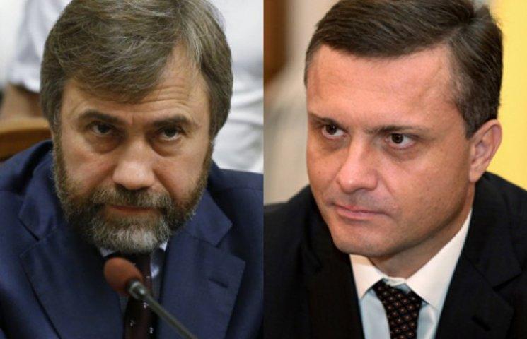 В Раду прийшли «права рука» Януковича і олігарх із Севастополя