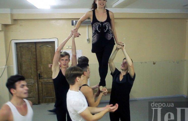 Как рождался первый украинский мюзикл о…