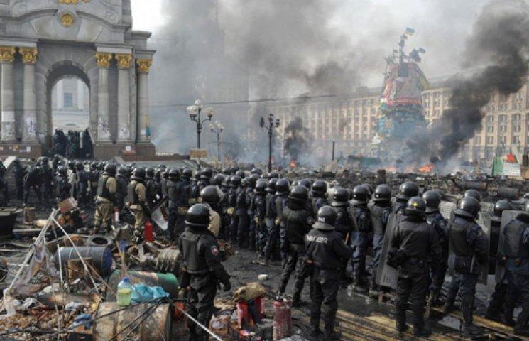Появились документы, дававшие Пшонке карт-бланш на уничтожение Майдана