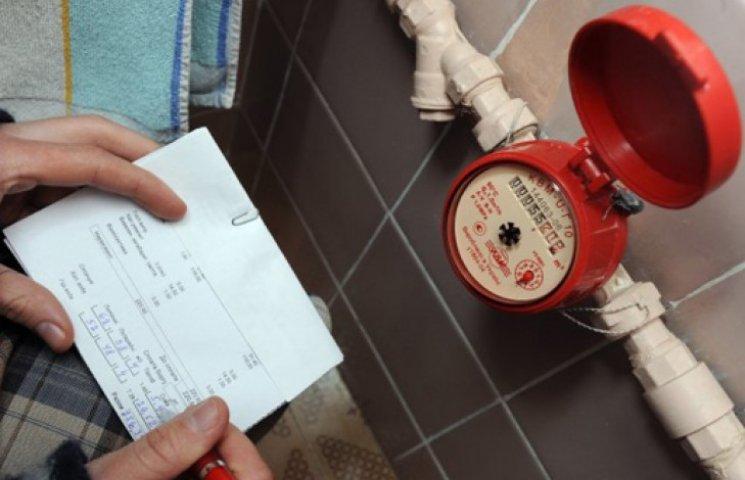Столичні чиновники вирішили, що містяни заплатять за перевитрату води