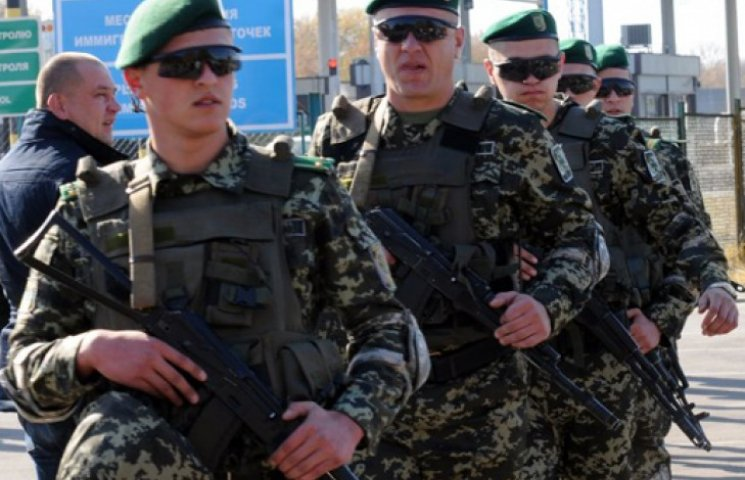 Пограничники получили 235 млн грн на укрепление границ