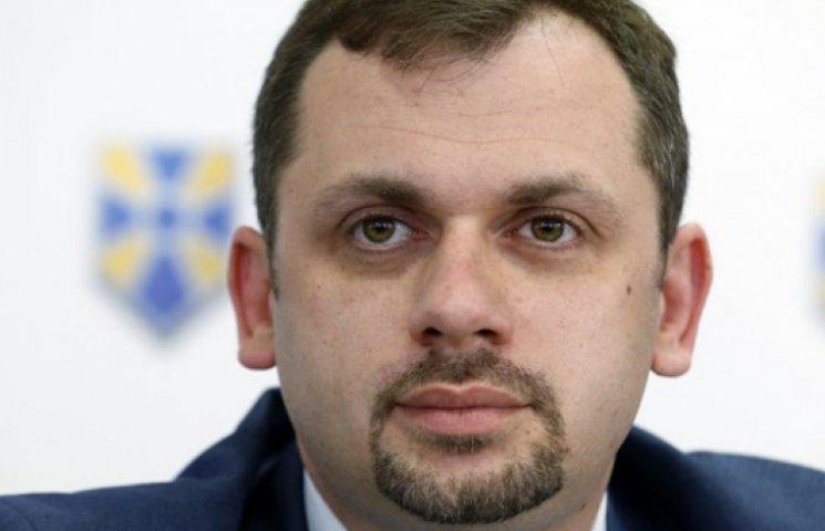 Уволенный с должности зампреда СБУ Андрей Левус