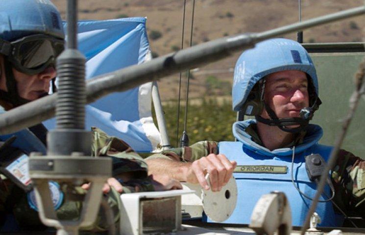 В українському МЗС вважають малоймовірною відправку миротворців ООН на Донбас