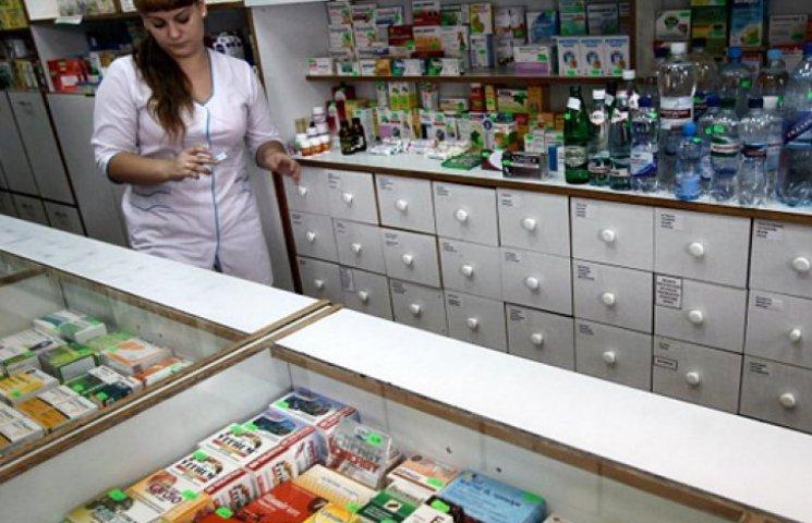 В Держлікслужбі пропонують обкласти ліцензіями кожну аптеку