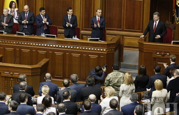 Новая Рада: перепуганные «оппозиционеры» и борьба за комитеты